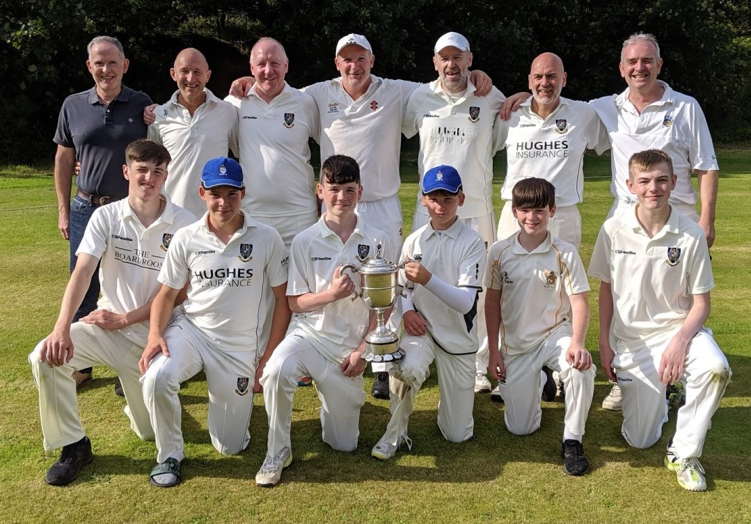 Minor Qualifying Cup Final 2019 Winners - CIYMS V
